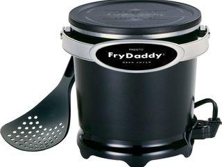 Presto 05420 FryDaddy Electric Deep Fryer missing lid
