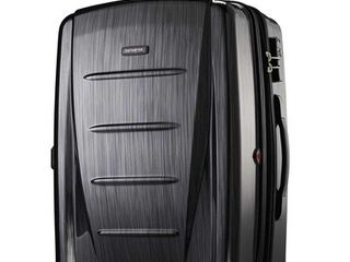 Samsonite Winfield 2   Hard Shell 20  luggage w Top Carry Handle  Telescopic Handle  Mounted TSA Combination lock   360A Wheels