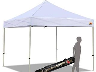 ABCCANOPY Pop up Canopy Tent   Commercial Instant Shelter with Wheeled Carry Bag   Appears to be 10  x 10