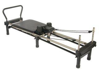 Stamina Aero Pilates Premier with Stand  Cardio Rebounder  Neck Pillow   DVDs