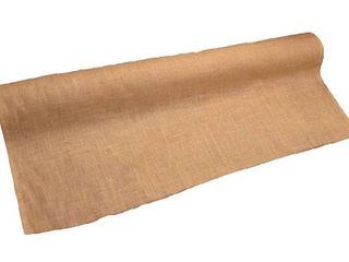 4  Thick Roll of lA linen 60 Inch Wide Natural Jute Burlap