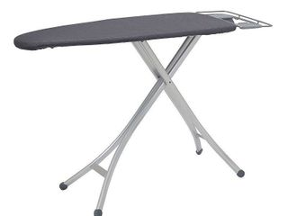 Household Essentials Wide Steel Top Ironing Board  8mm Fiber Padding