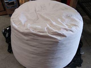 lumaland 3 Foot Bean Bag Chair   Machine Washable Cover   for Kids   Teens