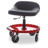 Traxion 2 230 Monster Seat II with All Terrain 5  Caster