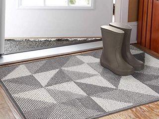 Indoor Doormat 32 x 48  Absorbent Front Back Door Mat Floor Mats
