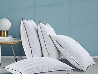 HOMBYS 2 Pack Premiump Pillows