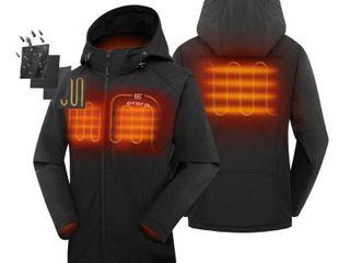 Ororo Battery Heated Women s Heated Jacket Size lG