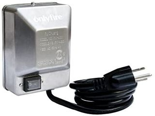 Onlyfire Universal Grill Electric Replacement Stainless Steel Rotisserie Motor 120 Volt 4 Watt On Off Switch  40 lb  load  OEM ODM  Aftermarket