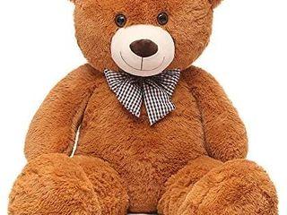 MaoGolan Giant Teddy Bear Big Stuffed Animals Plush for Girlfriend 47 inch