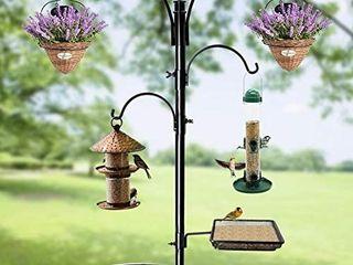 yosager 91  x 23  Premium Bird Feeding Station Kit  Bird Feeder Pole Wild Bird Feeder Hanging Kit