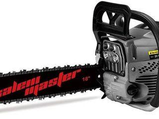 Salem Master 18  Chainsaw Barv and Sheath