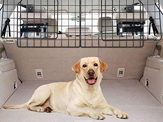 Vetoos Car SUV Dog Barrier  Vehicles Pet Divider Gate