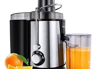 Juicer Machines Centrifugal Juice Extractor for Whole Fruit and Vegetables