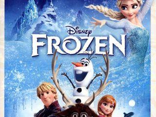 Frozen  2 Discs   Includes Digital Copy   Blu ray DVD   2013