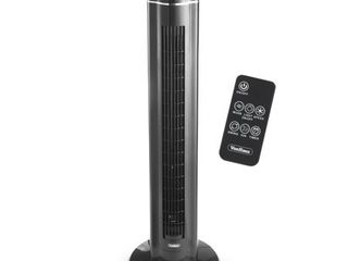 VonHaus 43  Oscillating Tower Fan Remote Controlled with Ionizer