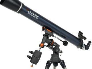AstroMaster 90EQ Telescope Incomplete