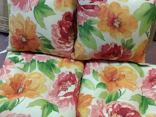 Patio Furniture Cushion Set  Perfect Pillow