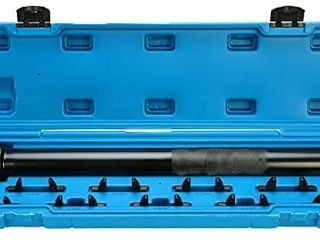 Thorstone Auto Car Truck Inner Tie Rod Tool Installer Remover Crews Foot Wrench Kit W Case