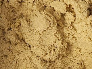 Sensory Sand  11 POUNDS   ECO Friendly  Beige  with Container