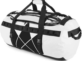 The Friendly Swede Duffel bag with Backpack Straps for Gym  Travel and Sports   SANDHAMN Duffle Waterproof Material