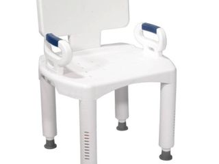 Bath SafetyBenches Stools Product Description  BATH SEAT and legs only  no back no handle s