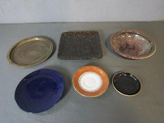 Decorative Plates & China
