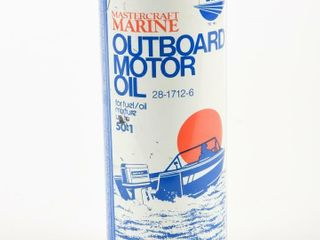 MASTERCRAFT MARINE OUTBOARD MOTOR OIl 500 Ml CAN