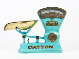 DAYTON 5 lB  CANDY SCAlE  RESTORED