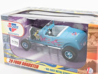 FIRST GEAR 29 FORD ROADSTER STREET ROD  BOX
