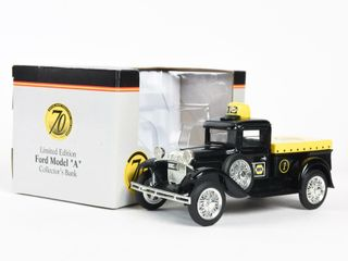 UAP NAPA FORD MODEl  A  70TH ANN  COllECTOR BANK