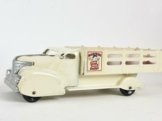 1930 S 40 S MARX MARCREST DAIRY DElIVERY TRUCK