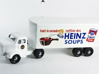 MINNITOYS HEINZ SOUPS TRANSPORT  REPAINT