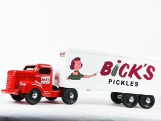 MINNITOYS BICK S PICKlES TRANSPORT  RESTORE