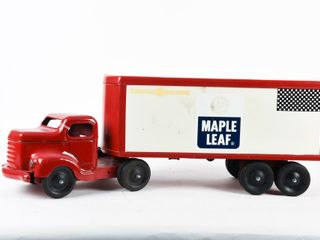 MINNITOYS TRANSPORT  REPAINT   DECAlS MAPlE lEAF