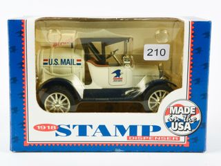 1992 ERTl 1918 U S  MAIl DElIVERY TRUCK  BOX  NOS