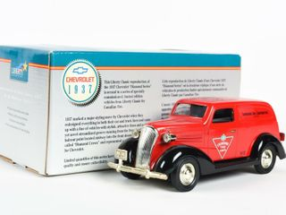 CANADIAN TIRE CHEVROlET 1937 lIMITED EDITION BANK