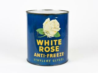 WHITE ROSE ANTI FREEZE IMPERIAl GAllON CAN