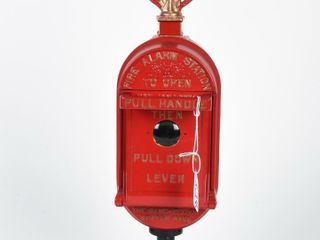 GAMEWEll FIRE AlARM PUll STATION   RESTORED
