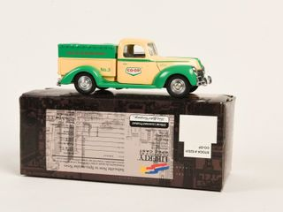 lIBERTY CO OP NO  3 1940 FORD lIMITED EDITION BANK