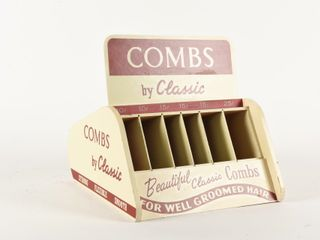 CANADIAN COMBS BY ClASSIC STORE DISPlAY