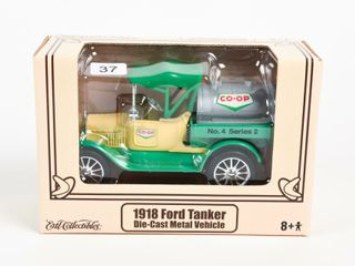 ERTl CO OP NO  4 SERIES 2 1918 FORD TANKER BANK