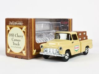 ERTl CO OP  1 SERIES 2 1955 CHEVY CAMEO TRUCK BANK