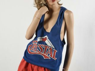 MISS CRYSTAl lAGER MANNEQUIN   CARRY All BAG
