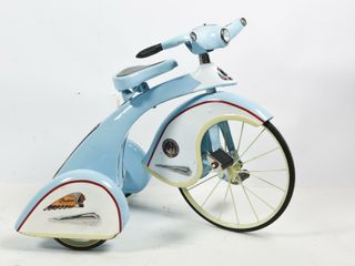 RETRO TRICYClE  RESTORED