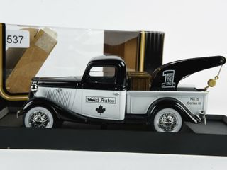 lIBERTY OlD AUTOS NO 5 1935 FORD TOW TRUCK  BOX