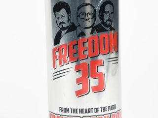 FREEDOM 35 TRAIlER PARK BOYS lAGER 473 Ml  CAN