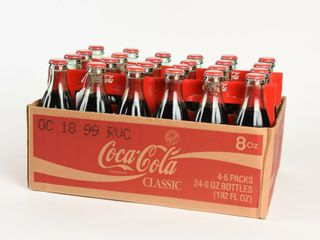 1999 COCA COlA ClASSIC BOTTlES FINAl   FIRST CASE