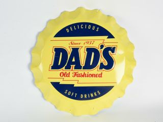 DAD S OlD FASHIONED S S AlUMINUM BOTTlE CAP