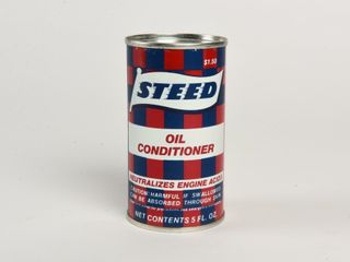 STEED OIl CONDITIONER 5 OZ  CAN  FUll