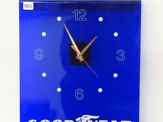 GOODYEAR BATTERY OPERATED ClOCK